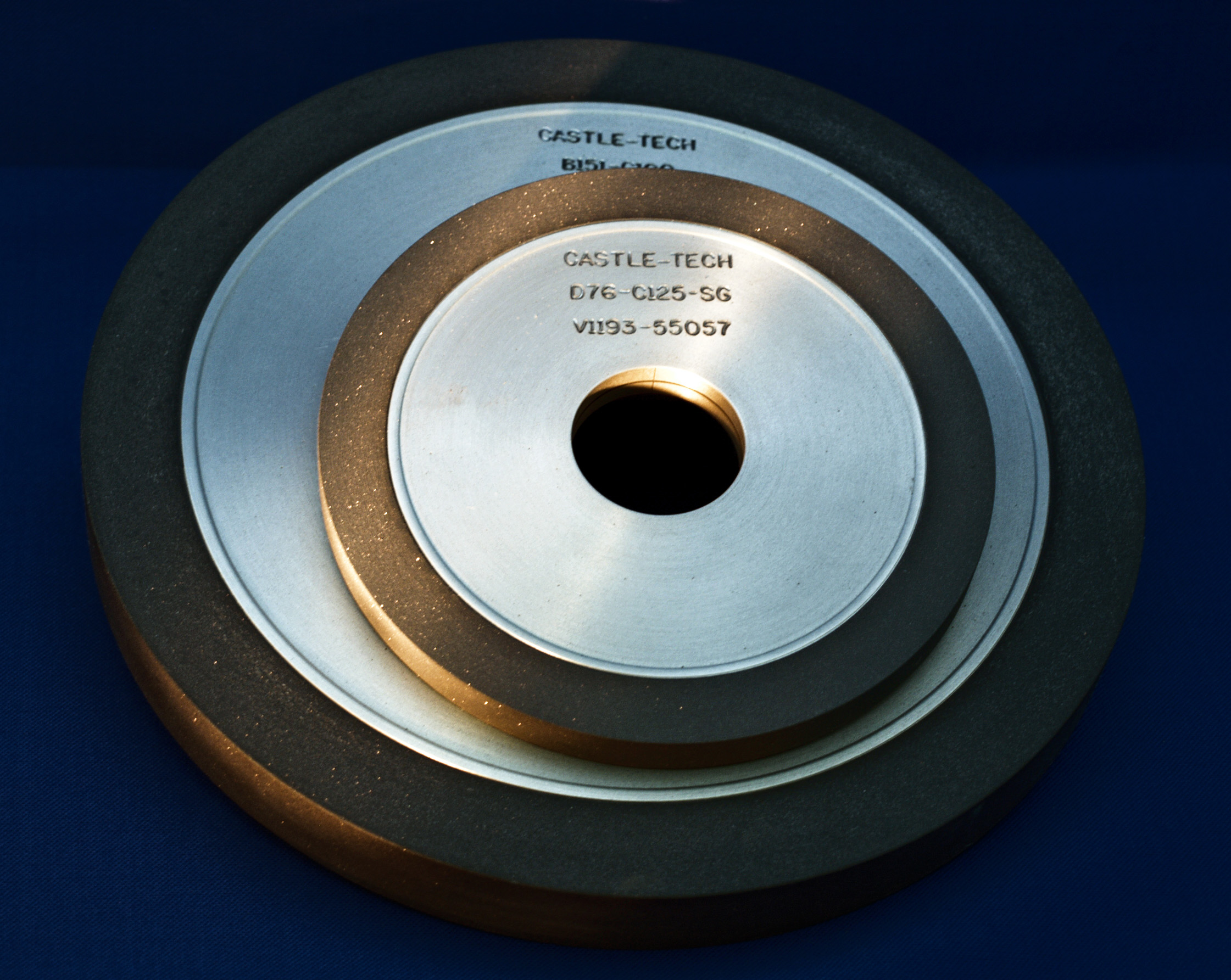 VITRIFIED DIAMOND WHEELS